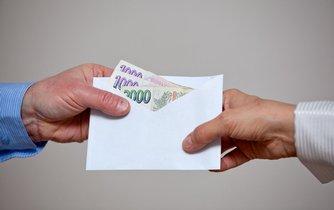 Korupce - ilustrační foto