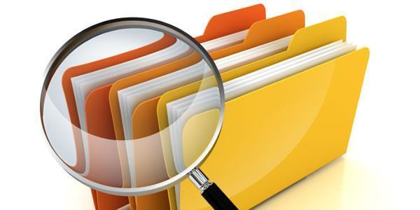dokumenty, lupa, audit, kontrola