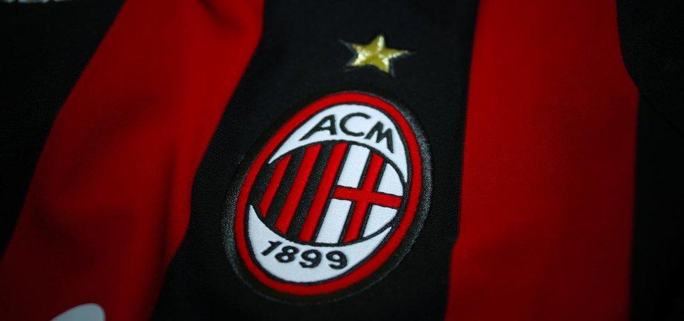 Logo AC Milán (Autor: Maarten Van Damme via Wikimedia Commons; CC BY 2.0)