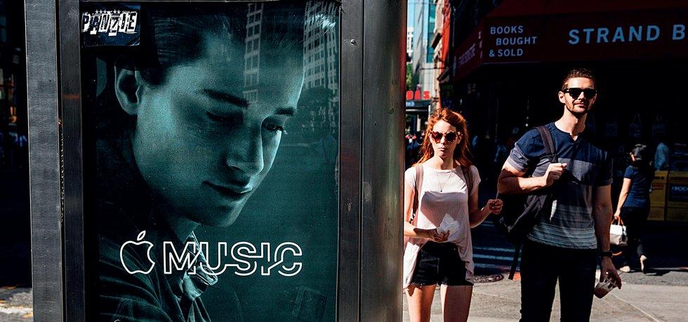 Hlavní potenciál Apple Music spočívá v existenci osmdesátimilionové komunity registrovaných uživatelů Itunes.