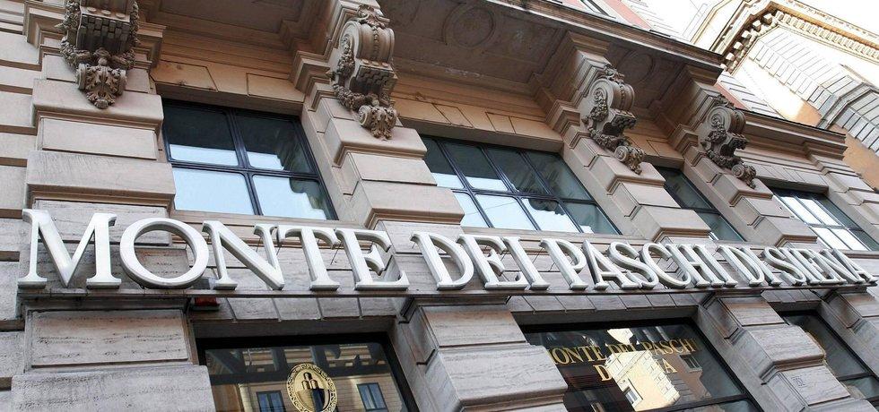 Nejstarší banka na světě Monte dei Paschi
