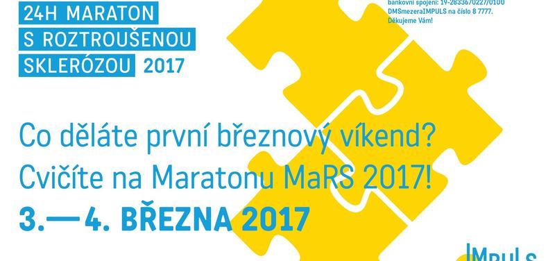 MARS - maraton s roztroušenou sklerózou