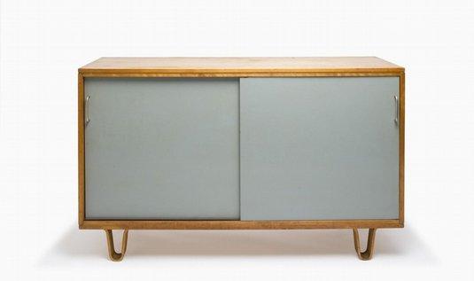 skříňka (50. léta), Cees Braakman, Holandsko