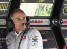 Whitmarsh: Jestli nkdo doke vst McLaren lpe, a se ujme funkce