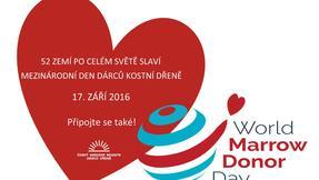 Světový den dárců kostní dřeně