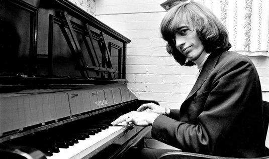 Robin Gibb v mládí