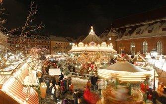Vánoční trhy v Norimbergu