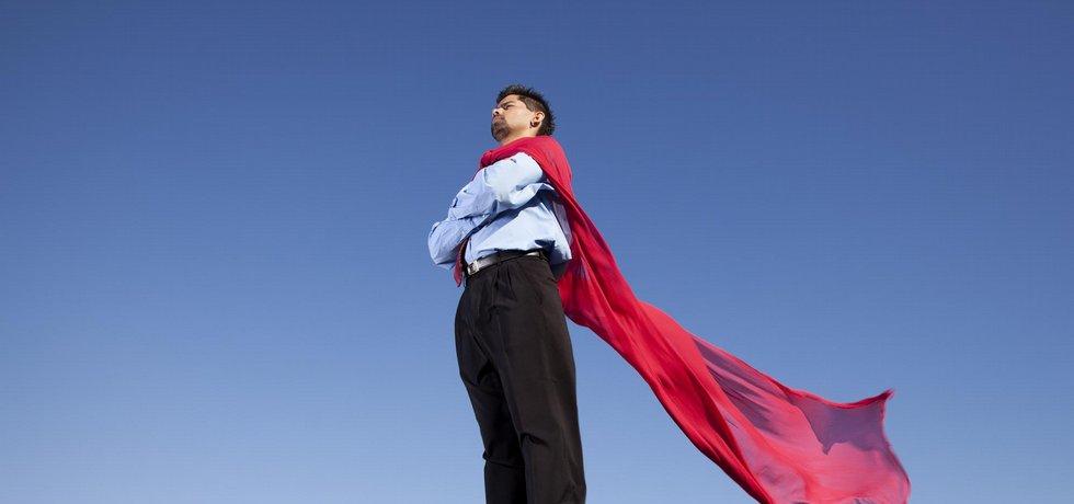 Daňový odborník není pokaždé superman.