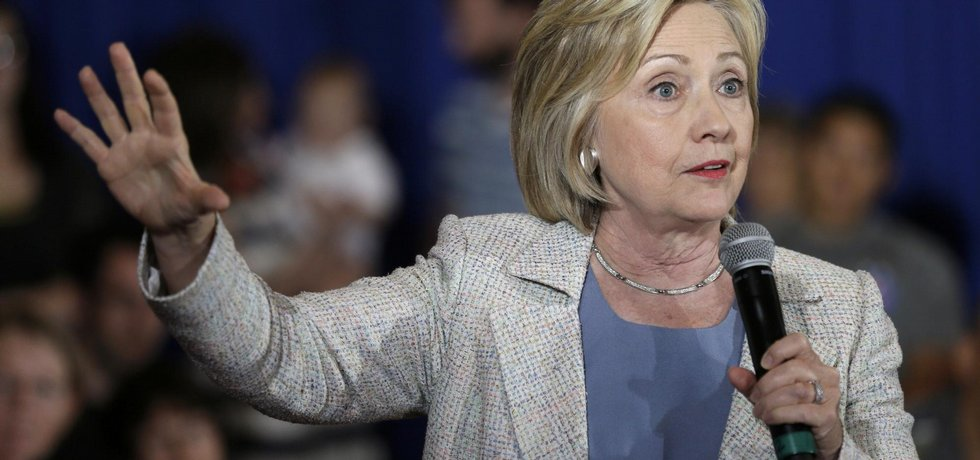 Hilary Clintonová