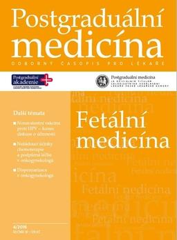 Obálka Postgraduální medicína