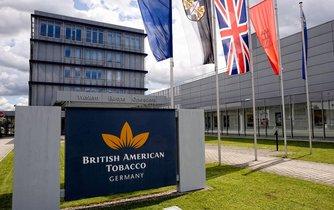 Sídlo společnosti British American Tobacco (divize pro Západní Evropu) v bavorském Bayreuthu