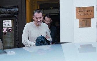 Stíhaný detektiv Luděk Vokál