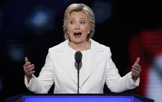 Kandidátka na prezidentku USA Hillary Clintonová (Zdroj: čtk)