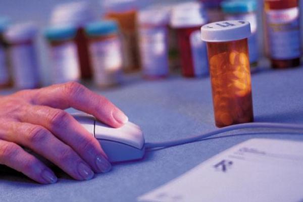 léky, počítač