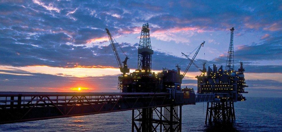 Těžební plošina Ekofisk v Severním moři, ConocoPhillips