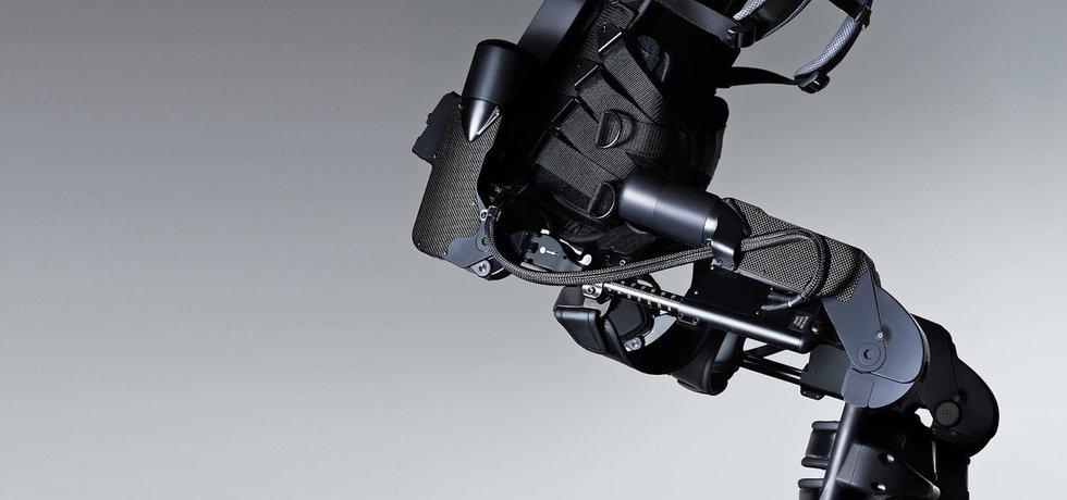 Protetika Ekso Bionics (Zdroj Ekso Bioncis)