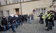 Protiislámské demonstrace v Praze