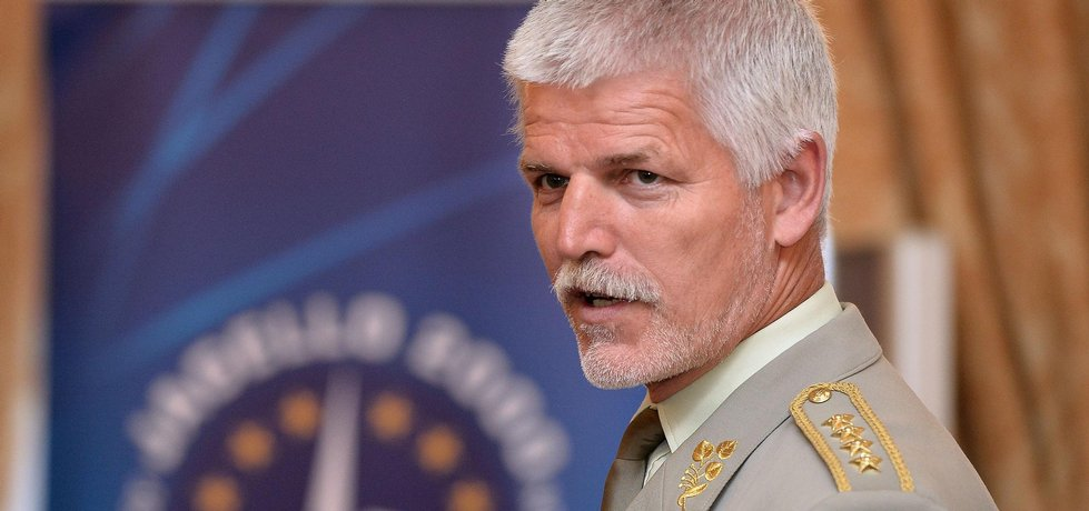 Předseda Vojenského výboru NATO Petr Pavel