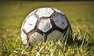 Fotbalový míč, ilustrační foto