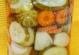 Okurky s mrkví