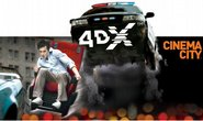 Cinema City otevírá 4DX kino