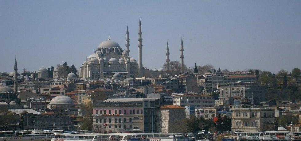 Turecko, Istanbul,