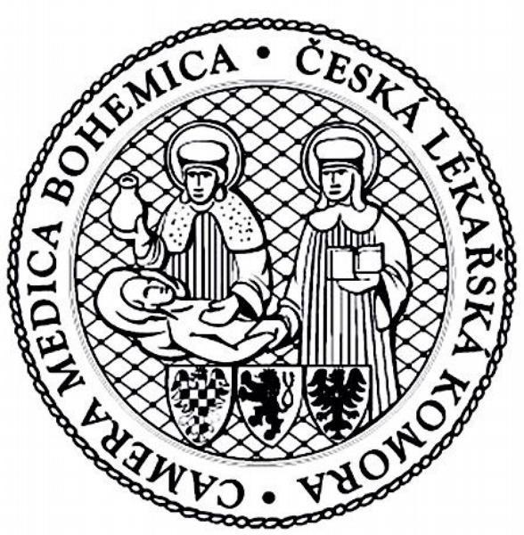 Česká lékařská komora, ČLK, logo