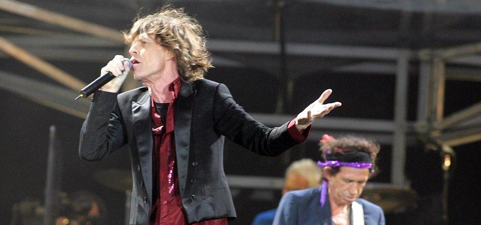 Rolling Stones, legendy rock'n'rollu