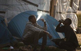 Migranti v Calais