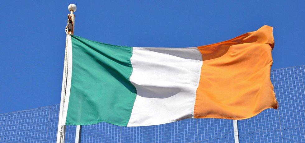 Irská vlajka (Autor: Jennifer Boyer, CC BY 2.0, Flickr)