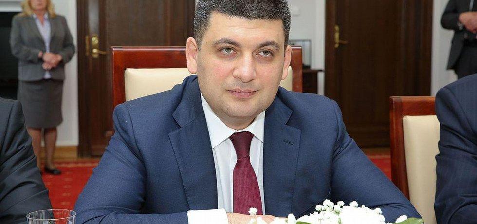 Volodymyr Hrojsman