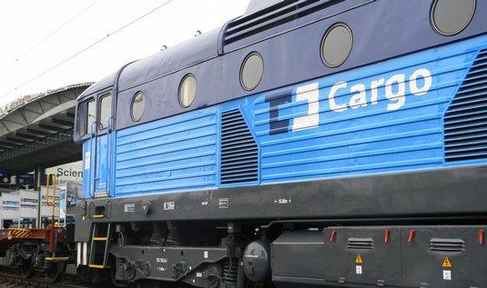 ČD Cargo (ilustrační foto)
