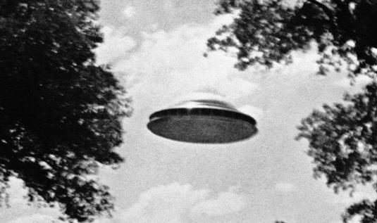 UFO, ilustrační foto