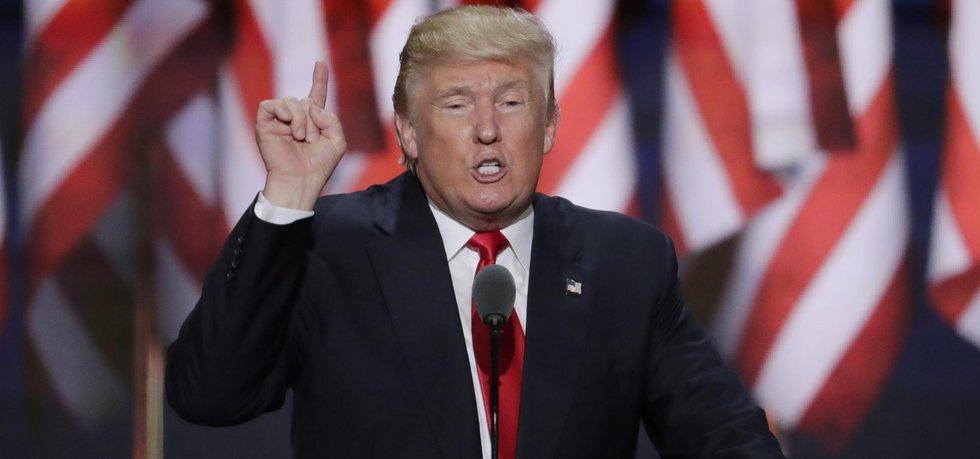 Donald Trump (Zdroj: ČTK)