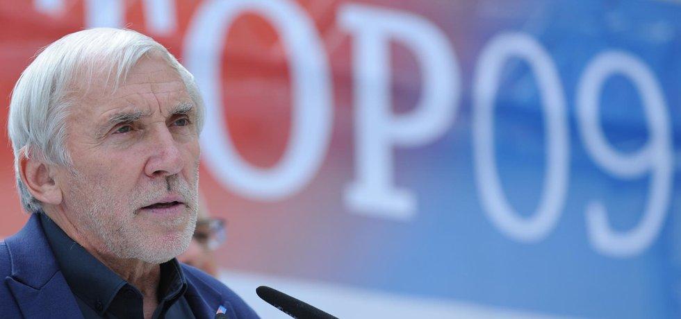 Jiří Růžička kandiduje do Senátu jako nezávislý kandidát za TOP 09 a STAN s podporou KDU-ČSL