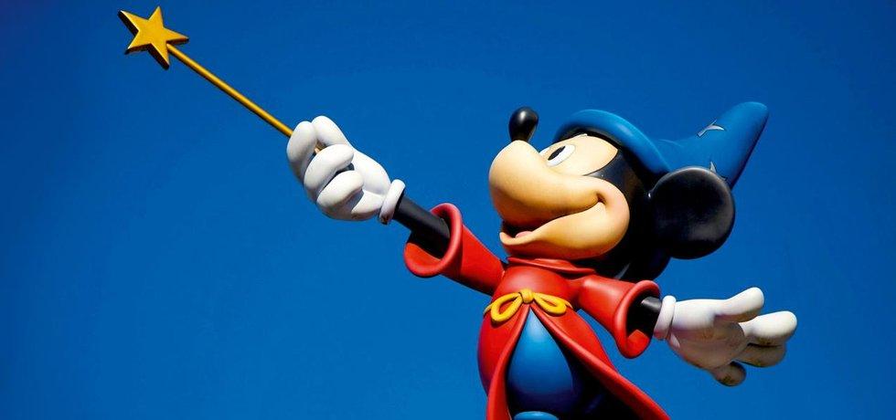 Mickey Mouse, Walt Disney (Profimedia.cz