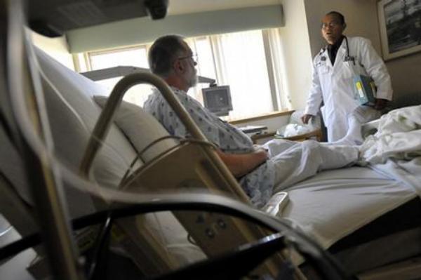 nemocnice, pokoj