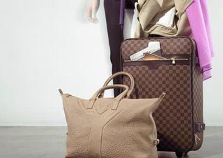 odchod, výpověď, kufry