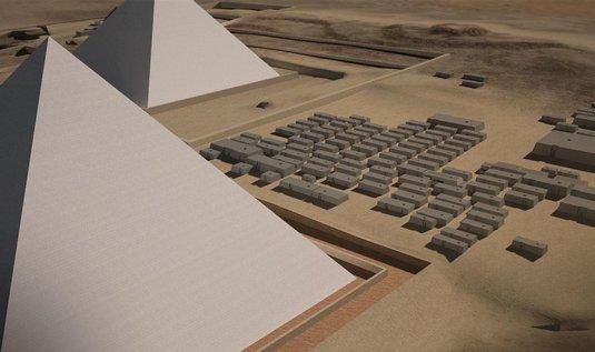 Pyramidy v Gíze, jeden z divů světa, jsou jedním z nejnavštěvovanějších míst planety. Teď je ale můžete prozkoumat do sebemenších detailů, aniž byste přitom museli opustit pohodlí domova. Umožňuje to unikátní aplikace, která dovoluje vstoupit do Cheopsovy pyramidy i zkoumat dobové předměty.
