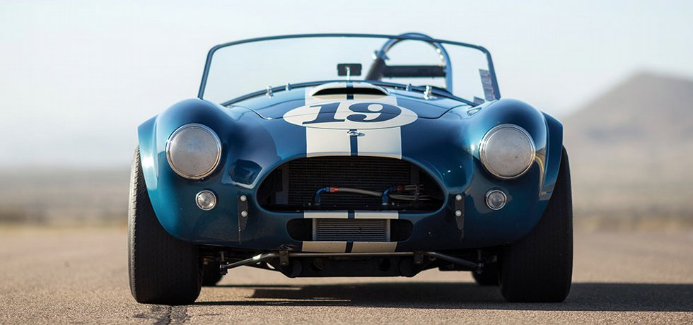 Shelby 289 Cobra z roku 1964