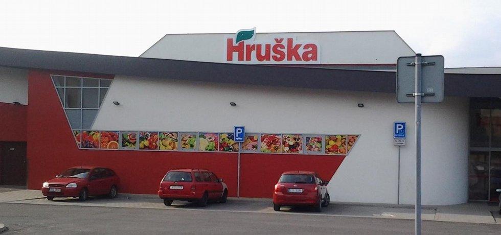 Prodejna Hruška