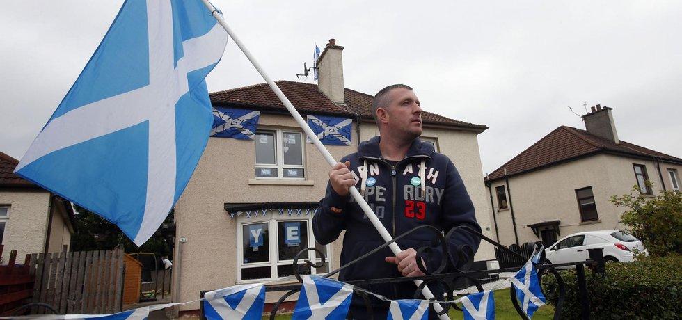 Skotsko, ilustrační foto (Zdroj: ČTK)