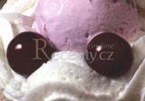 Bezé s višňovu zmrzlinou