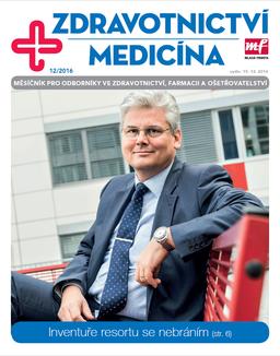 Obálka Zdravotnictví a medicína