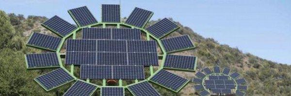 Slunečnice režiséra Jamese Camerona chce změnit vzhled solární energetiky