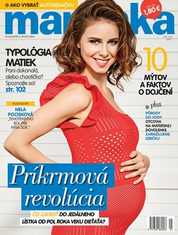Maminka - aktuálne číslo časopisu