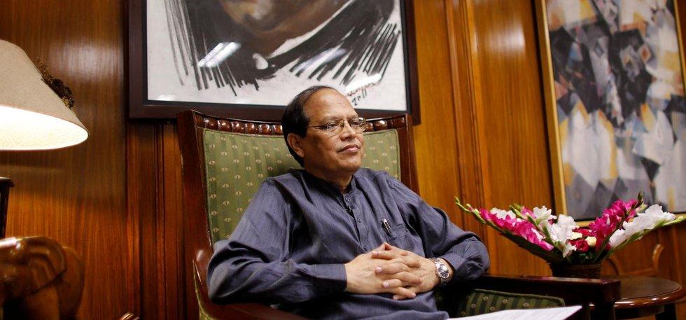Šéf Bangladesh Bank Atiur Rahman (Zdroj: Reuters, Euro)