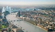 Londýn postaví nový most. Vybírá ze sedmi desítek návrhů