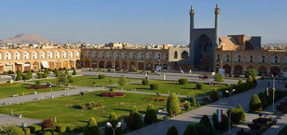 Isfahán, írán