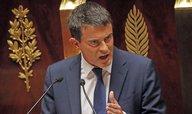 Musíme se spojit v boji proti terorismu, shodli se Valls a Medveděv
